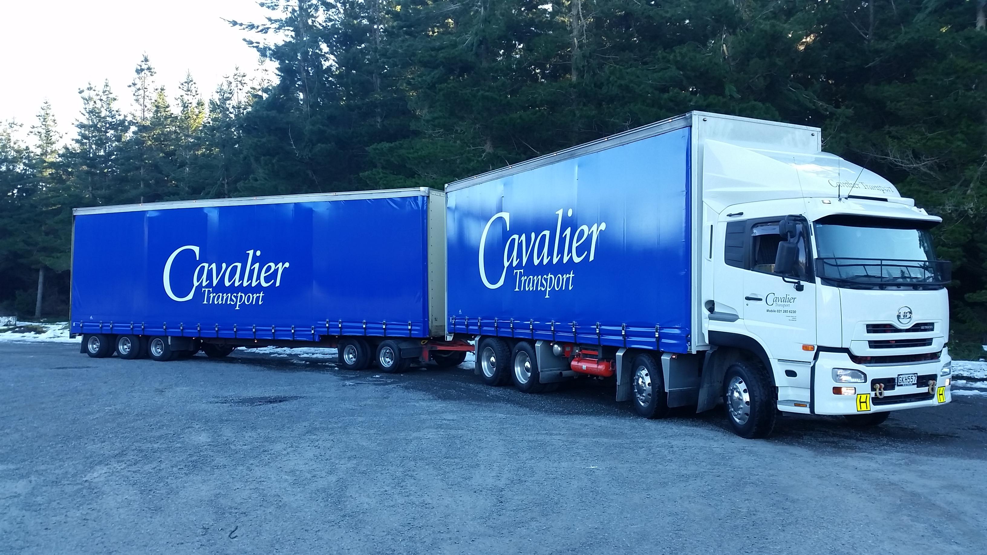 Cavalier Transport